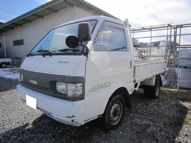 マツダ GL 5速マニュアル 4WD
