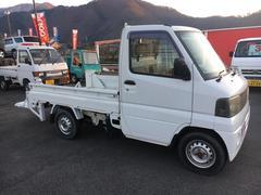 ミニキャブトラック4WD 5速マニュアル リア電動リフト ETC