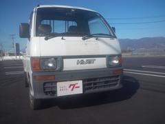 ハイゼットトラック4WD 5速マニュアル車