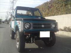 ジムニーCC 4WD ターボ リフトアップ
