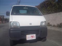 キャリイトラックKU 三方開 4WD 5速マニュアル車 ワンオーナー