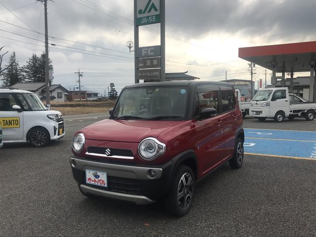 「スズキ」「ハスラー」「コンパクトカー」「長野県」の中古車