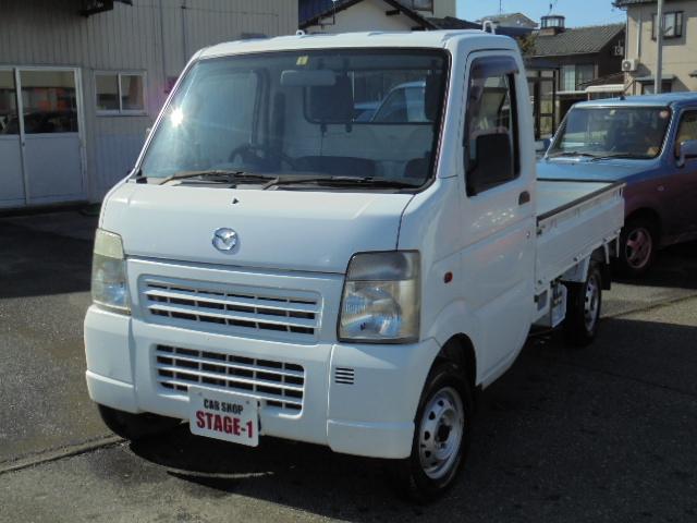 マツダ KC 4WD エアコン パワステ