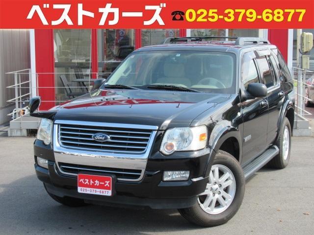 フォード XLT 4WD 関東仕入 ナビ TV バックカメラ アルミ