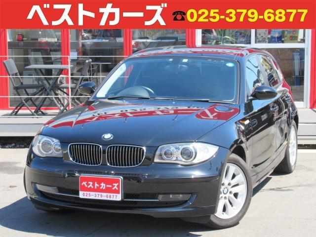 BMW 116i 社外HDDナビ HID ETC プッシュスタート