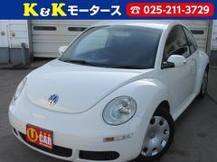 VW ニュービートルEZ 関東仕入 後期モデル CD AUX USB キーレス