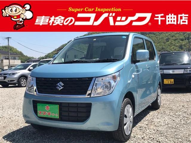 スズキ FX ナビ 4WD AC オーディオ付 CVT ベンチシート