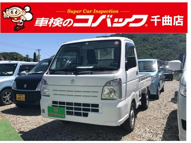 スズキ KCエアコン・パワステ農繁仕様 5MT 軽トラック