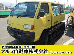 日本諸岡小型雪上車 小型特殊