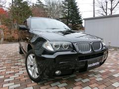 BMW X33.0si MスポーツパッケージI 黒革 パノラマルーフ