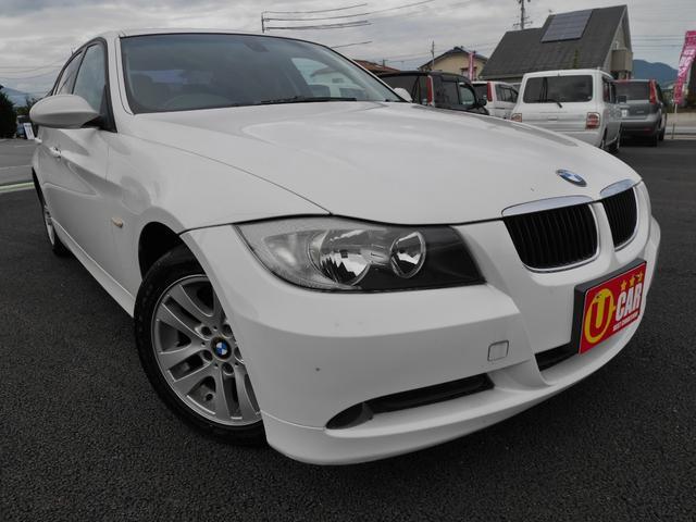 BMW 320i 社外SDナビ パワーシート ETC