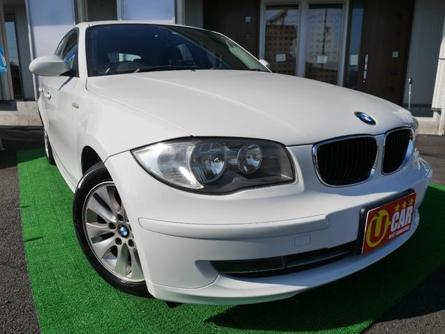 BMW 116i HDDナビ バックカメラ ETC
