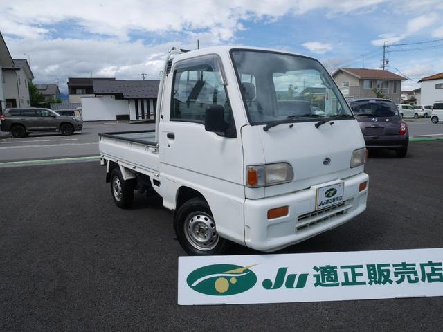 スバル STDスペシャルC 4WD 5速マニュアル