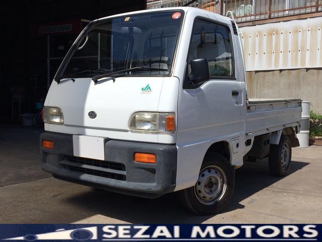 スバル ベースグレード 4WD 5MT