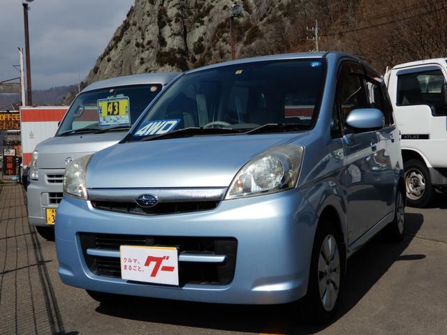 スバル LX 4WD キーレス CD インパネオートマ RN2