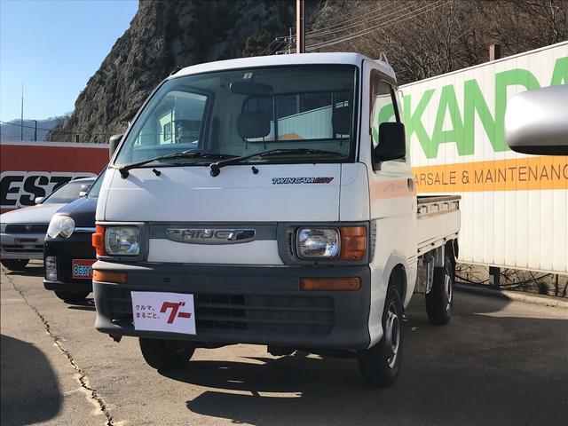 ダイハツ 天晴 4WD MT 修復歴無 軽トラック
