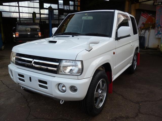 三菱 アクティブフィールドエディション 4WD 4AT