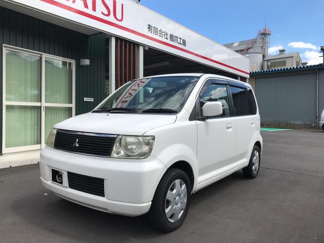 三菱 M 4WD コラムAT シートヒーター キーレス CD