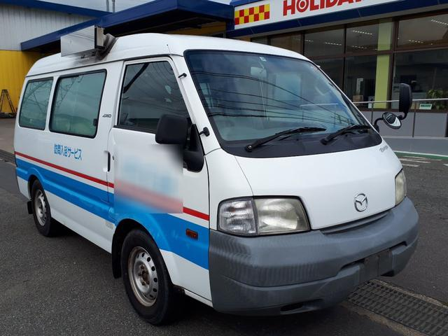 マツダ  移動入浴車 4WD