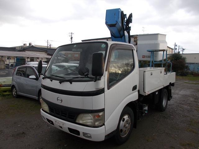 日野  所作業車(9.9m)