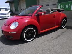 VW ニュービートルカブリオレベースグレード BBSホイール 新品タイヤ