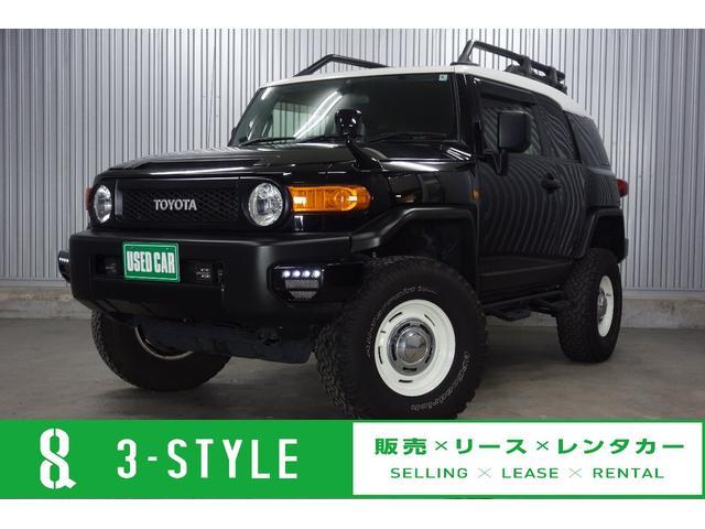 トヨタ ブラックカラーパッケージ ICONサスMPプラス2インチUP