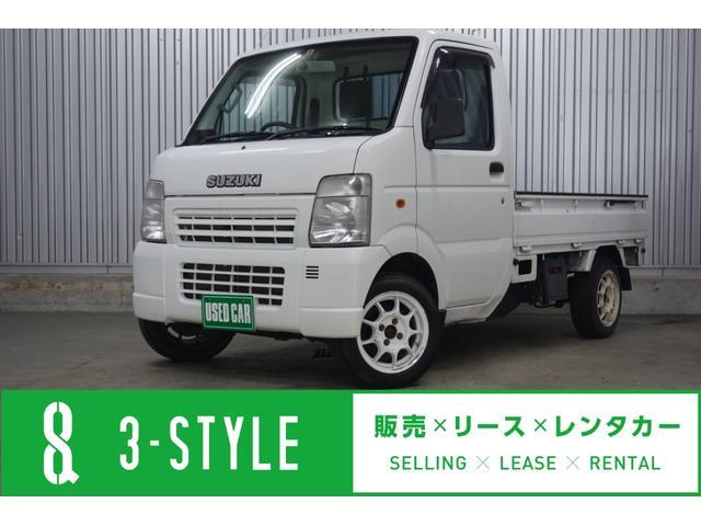 スズキ KC エアコン 4WD