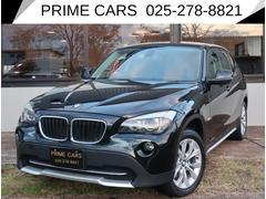 BMW X1xDrive20i 関東仕入 4WD 純正HDDナビ ETC