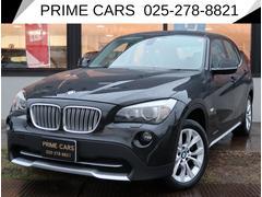 BMW X1xDrive 25i 関東仕入 4WD サンルーフ 黒革