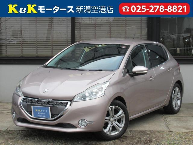 「プジョー」「208」「コンパクトカー」「新潟県」の中古車