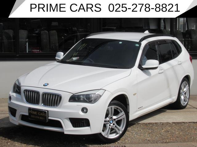 X1(BMW) xDrive 25i Mスポーツ 中古車画像