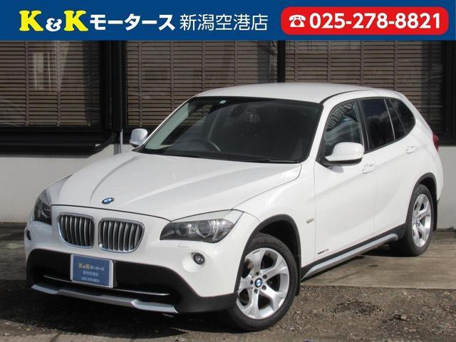 BMW xDrive 20i 清掃除菌済 4WD ツインパワーターボ 東海仕入 オートエアコン 革巻ステアリング タイミングチェーン 純正17インチアルミホイール オートHIDライト AUX ETC レインセンサー スマートキー