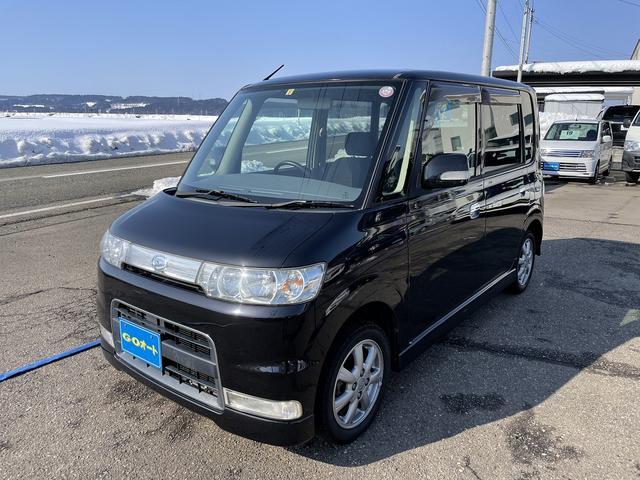 ダイハツ カスタムX 4WD ETC