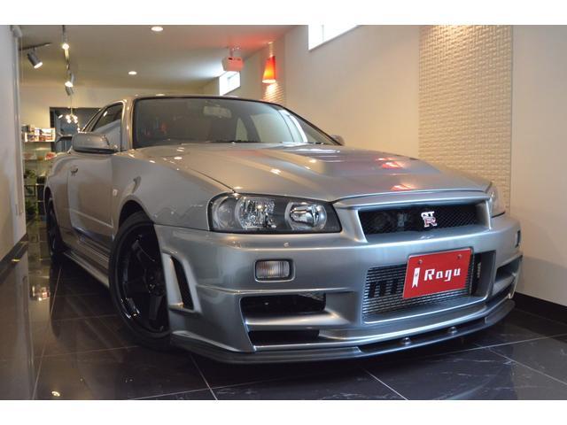 日産 GT-R VスペックII ニュル 足回りニスモS-tune
