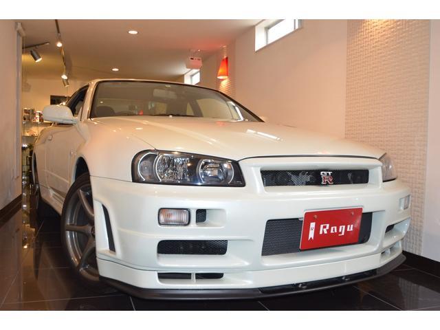 日産 GT-R VスペックII ニュル ニスモFバンパー