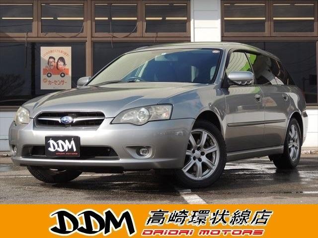 スバル 2.0R 4WD パワステ ABS MTモード