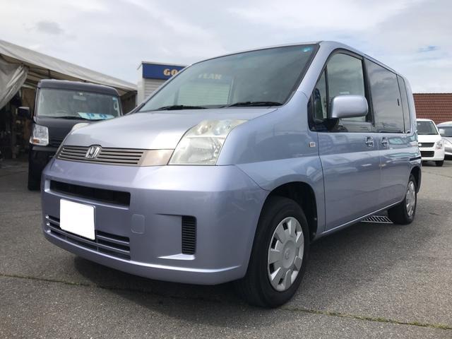 ホンダ モビリオ W 4WD ナビ 7名乗り AC CVT オーディオ付
