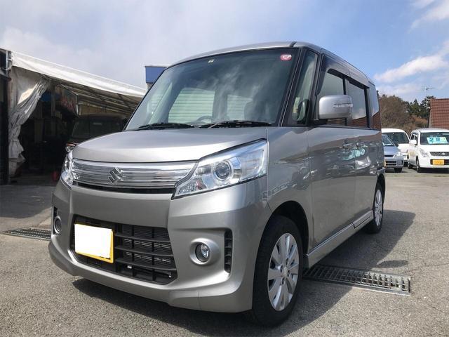 「スズキ」「スペーシアカスタム」「コンパクトカー」「長野県」の中古車