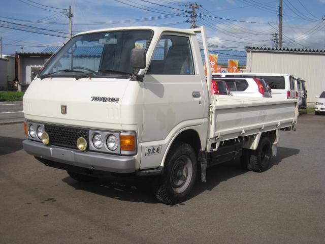 トヨタ トラック 1,1万km車