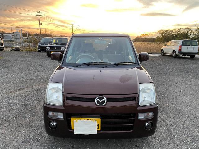マツダ X 4WD