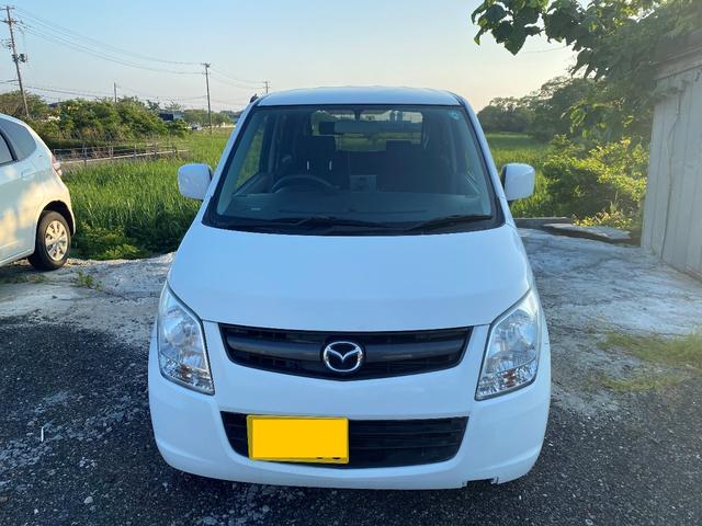 マツダ AZワゴン 4WD XG