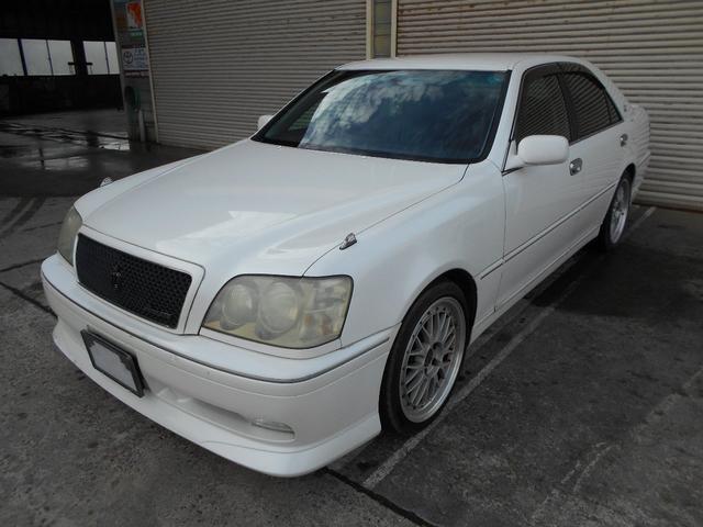 トヨタ アスリートVX 300台限定車
