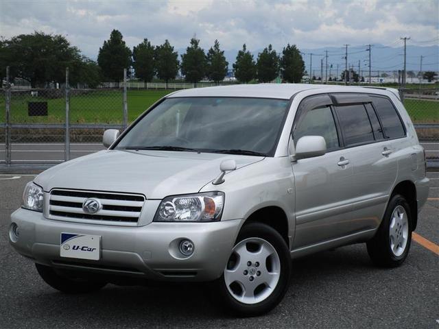 「トヨタ」「クルーガーL」「SUV・クロカン」「新潟県」の中古車