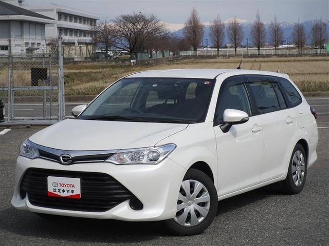 トヨタ 1.5X メモリーナビ・テレビ フルセグ付