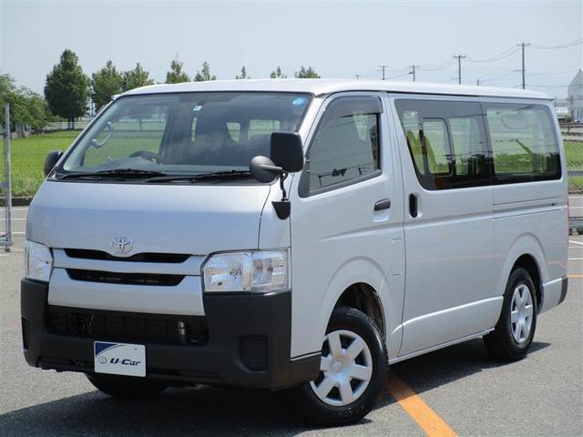 トヨタ DX 4WD メモリーナビ・テレビ(ワンセグ) ETC