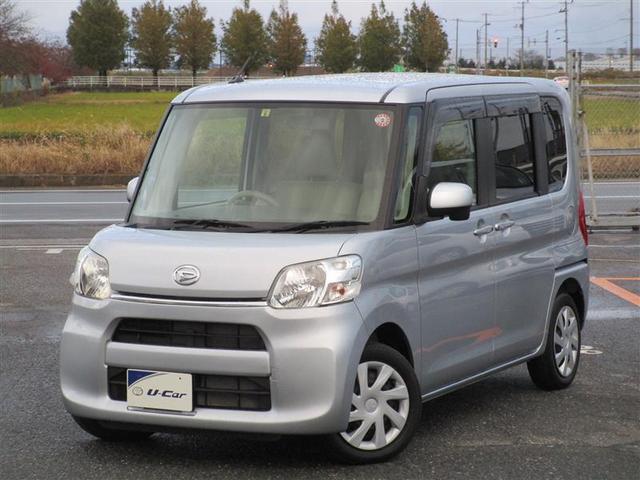 ダイハツ X ロングラン保証・CD・助手席側電動スライドドア