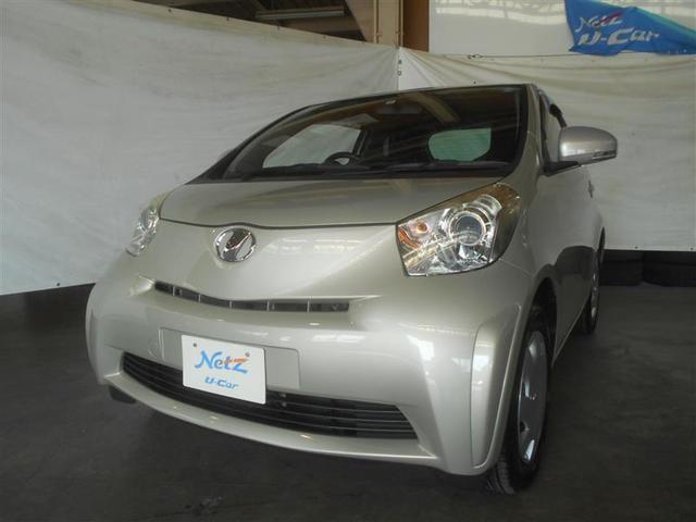 「トヨタ」「iQ」「コンパクトカー」「新潟県」の中古車