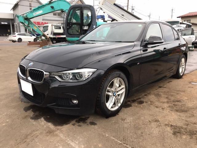 BMW 3シリーズ 318i Mスポーツ ナビ スマートキー クルコン 電動シート シートヒーター