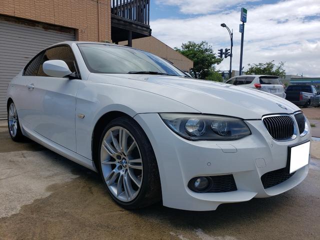 BMW 3シリーズ 325i Mスポーツパッケージ Mスポーツpkg専用内装 サンルーフ 純正HDDナビ キセノンライト ETC 純正HDDナビ プッシュエンジンスタート パドルシフト ETC シートヒーター