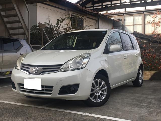 「日産」「ノート」「コンパクトカー」「新潟県」の中古車